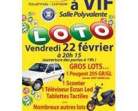 Loto de l'Automobile Club Dauphinois