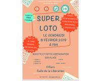 Super Loto École Jean Guitton Villars