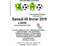 Loto de l'AS Villemeux Football