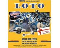 Loto du Lions Club de Villeneuve la Garenne