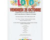 Grand Loto du club Soissons Natation Sportive
