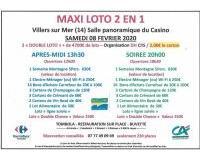 Maxi  LOTO 2 en 1