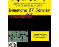 Super loto Association Chethana Enfants Espoir Voreppe