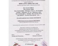 MAXI LOTO 10000 euros de lots